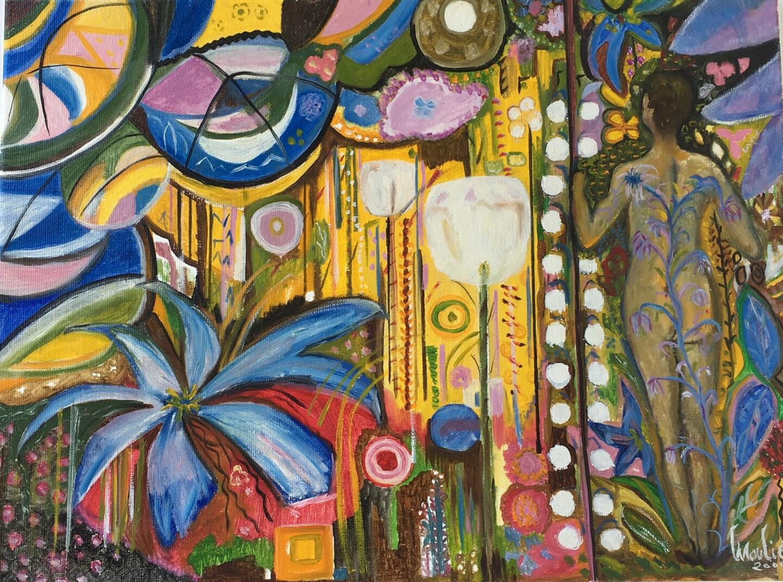 Mariam Mouliets - Le jardin de l'artiste