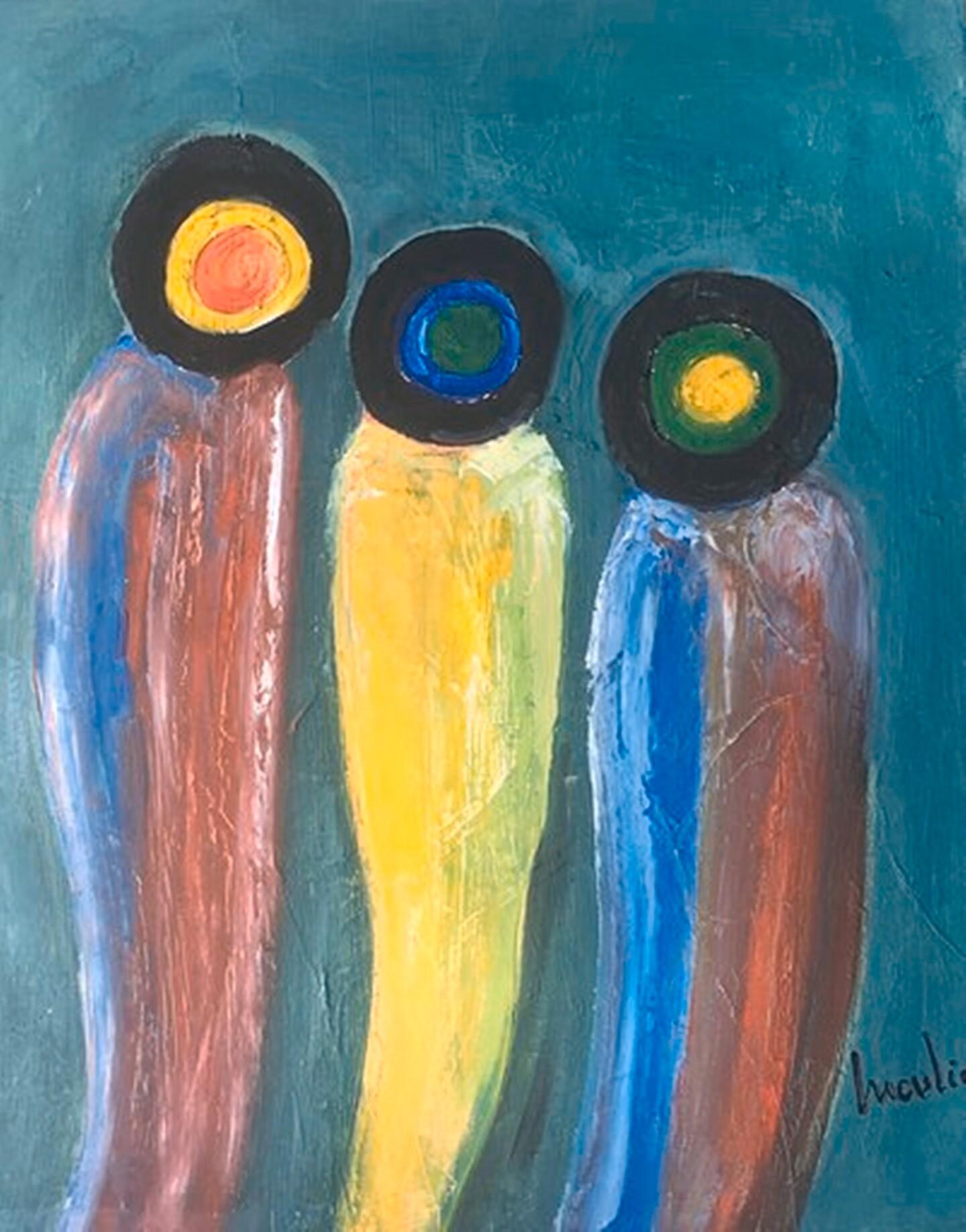 Mariam Mouliets - C'étais trois sœurs