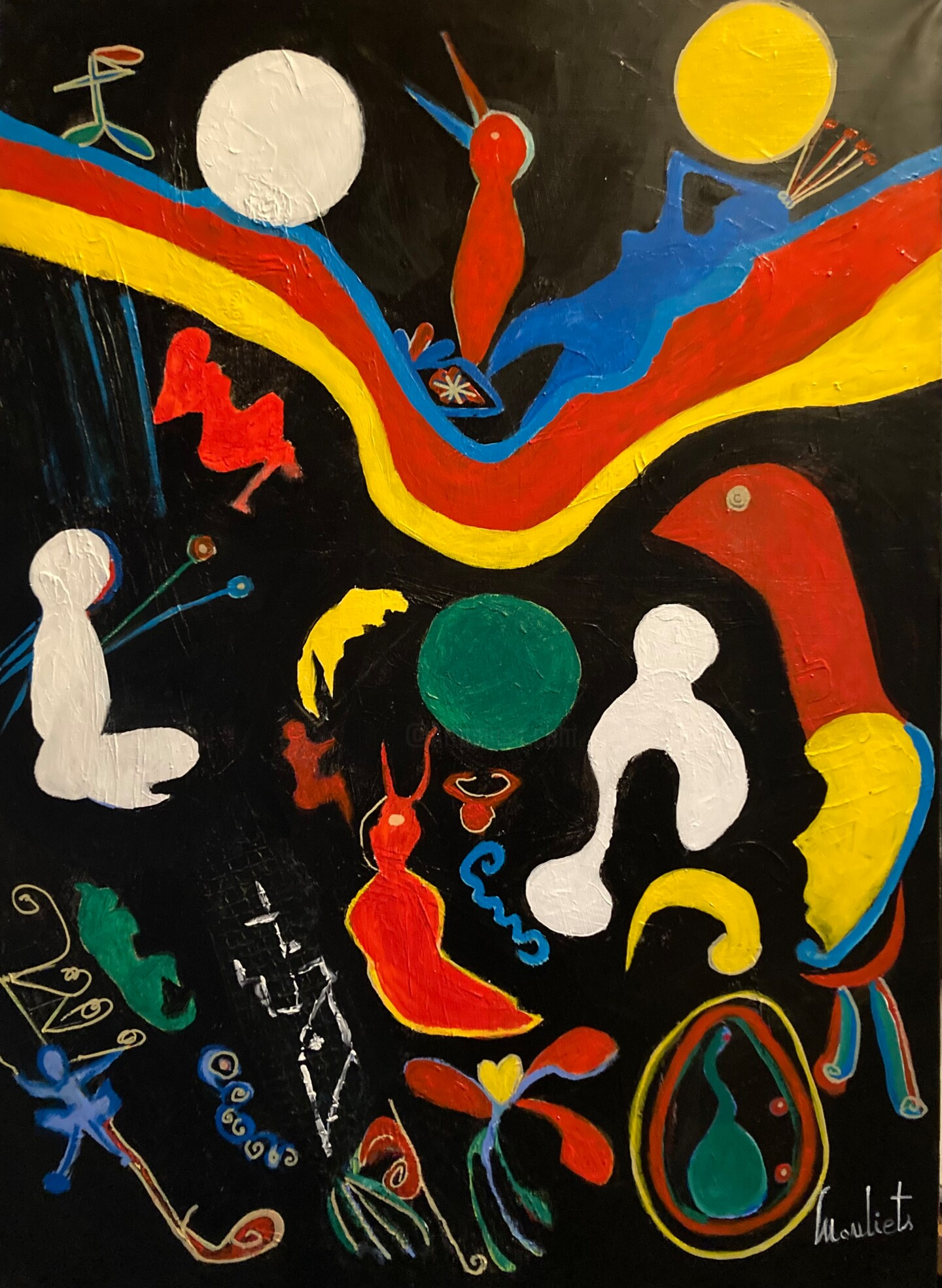 Mariam Mouliets - Le Chaos