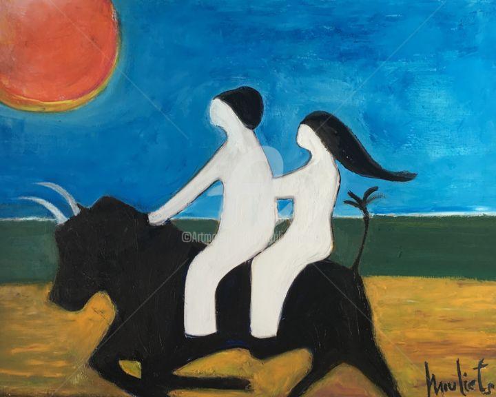 Mariam Mouliets - Le voyage